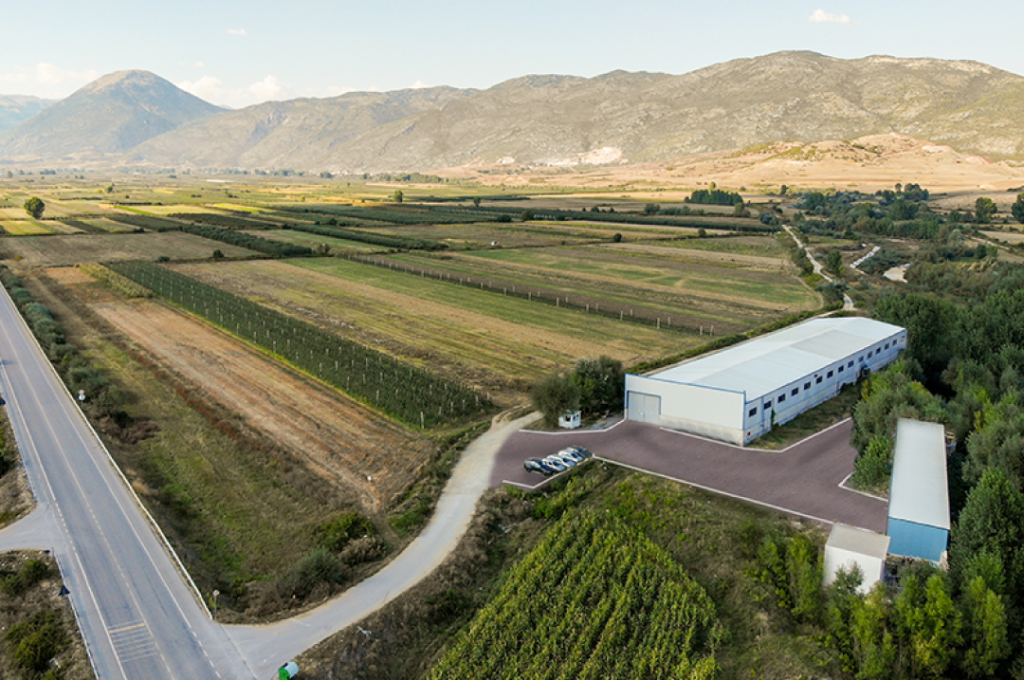 Transfer of the production facility to ETNA POLYMER with new investments in technology